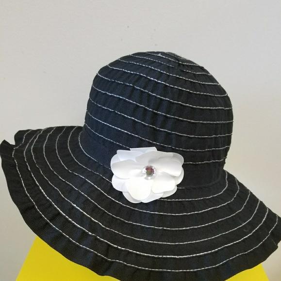 Gymboree Flower Sun Hat Beach Hat